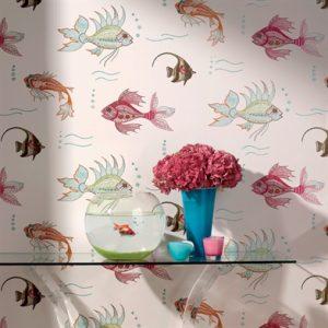 Productos papeles pintados y telas - Papeles y telas ...